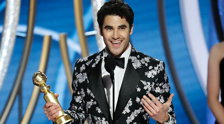 Darren Criss Snags Best Actor in a Limited Series or TV Movie at 2019 Golden Globes