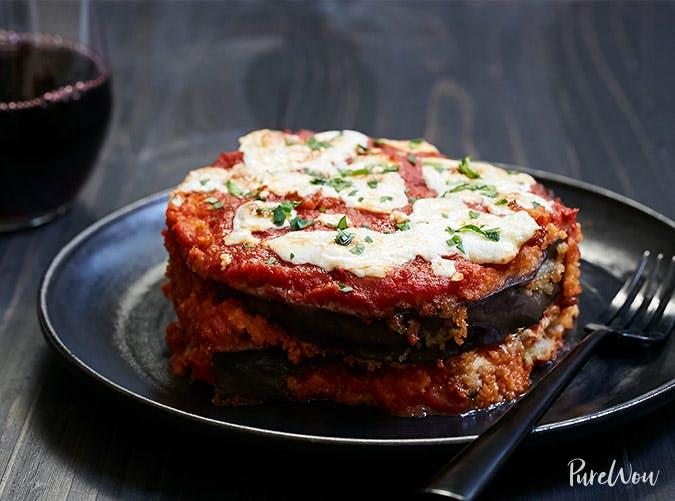 eggplant parm casserole