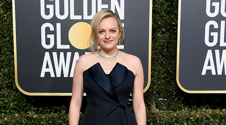 Elisabeth Moss Listens to *This* Pop Star While Shooting 'The Handmaid's Tale'
