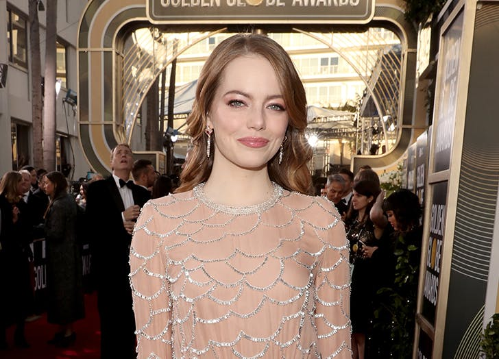 How Emma Stone Looks Photogenic in Pictures Without Even Trying