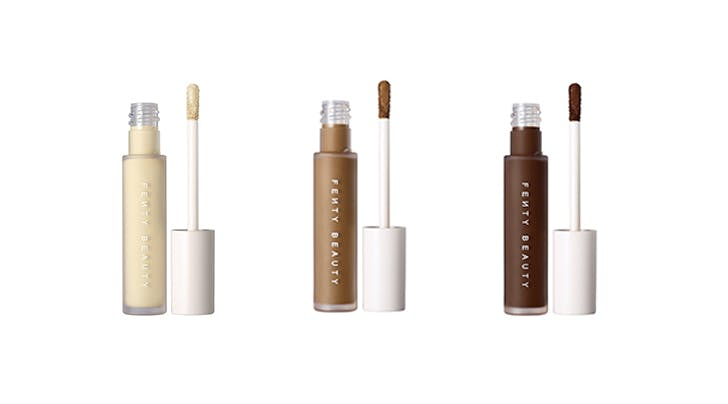New Year, New Fenty Beauty…Including the Brand's First Concealer (in 50 Shades, No Less)