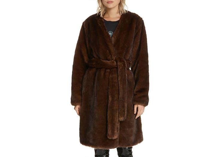 frame robe jacket