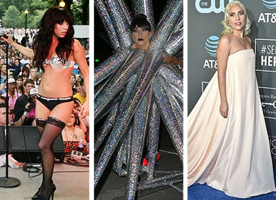 gaga fashion 400