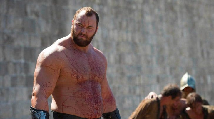 The Mountain from 'Game of Thrones Just Revealed How Much More Brutal Season 8 Will Be
