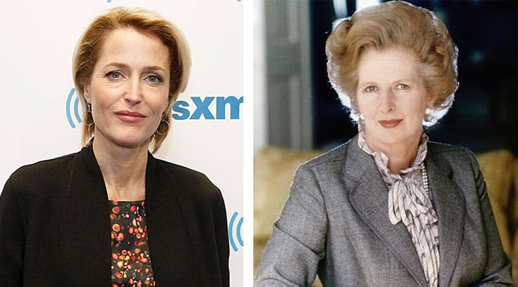 It's Official: Gillian Anderson Will Play Margaret Thatcher in Netflix's 'The Crown'
