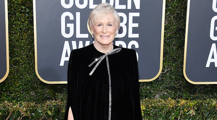 Glenn Close Scores Golden Globe for Best Actress in a Dramatic Motion Picture