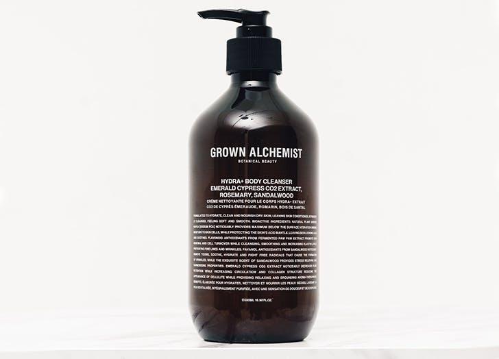 grown alchemist face wash