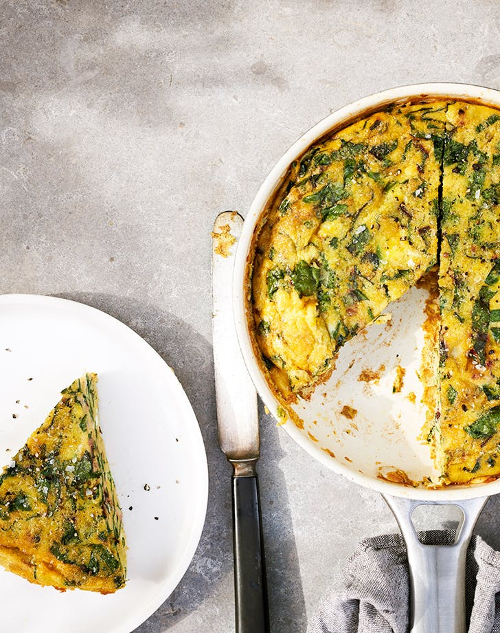 Gwyneth Paltrow's Easy Frittata