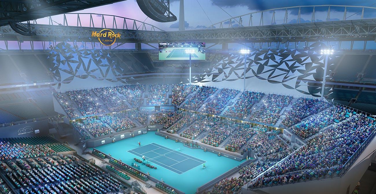 hard rock tennis stadium