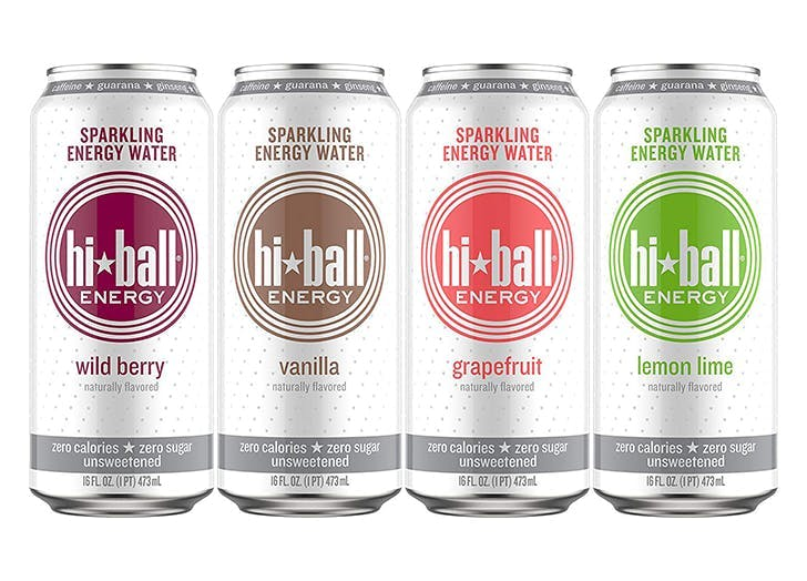 hi ball energy sparkling water