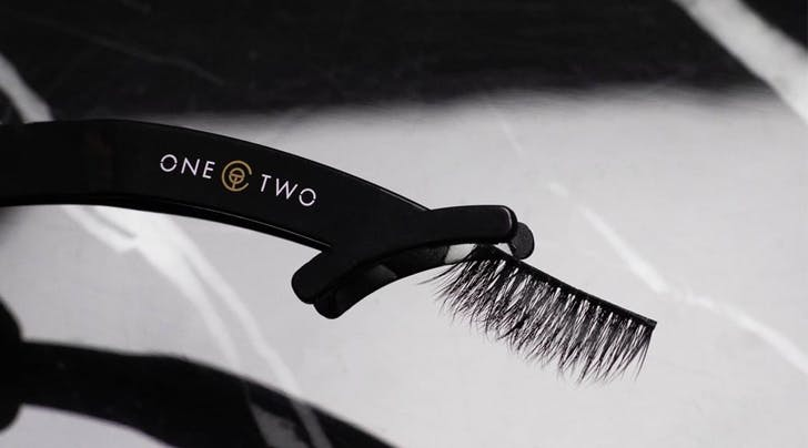 aa82b45488c How to Apply Magnetic Lashes - PureWow