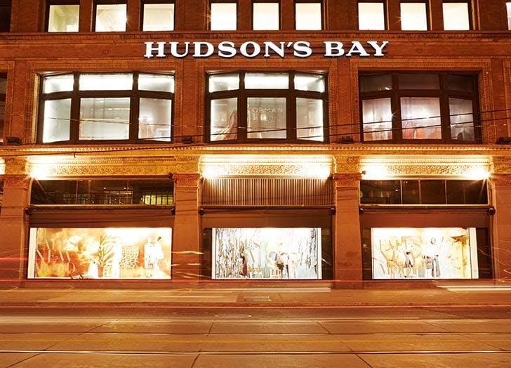 hudson bay toronto