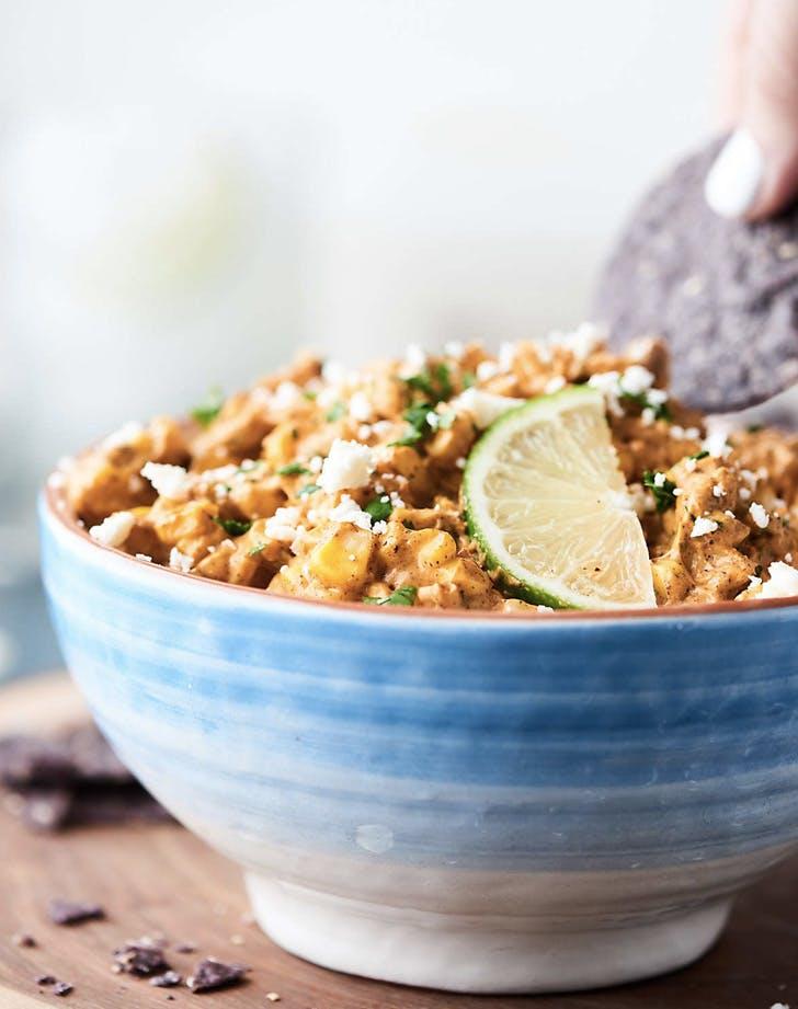 instant pot mexican corn dip recipe