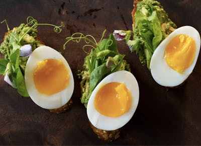 jammy egg recipes 400