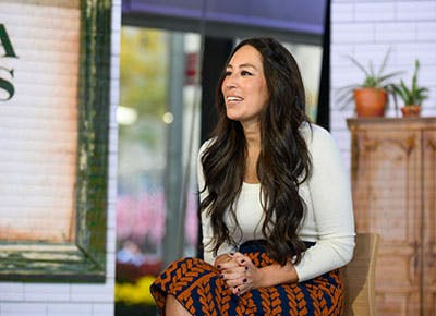 joanna gaines on talk show 400