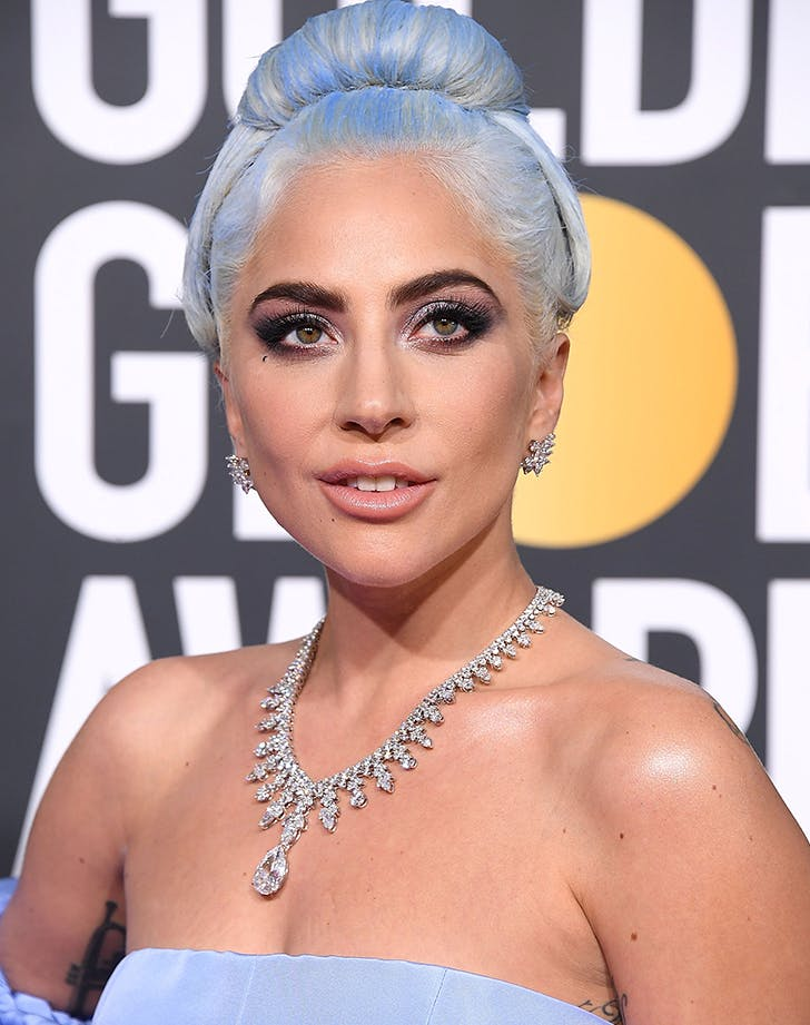 lady gaga golden globes 20191