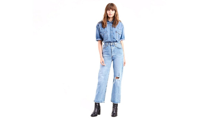 Levi's Just Announced Their Highest Rise Jeans Ever PureWow
