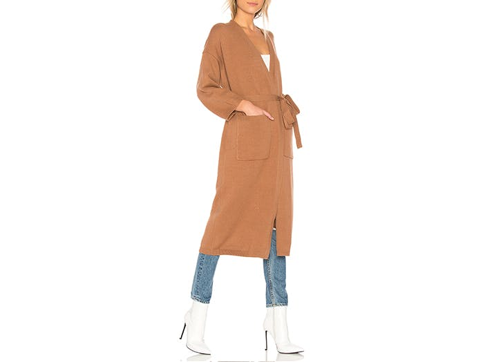 lovers and friends robe coat