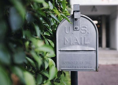mailbox front yard 400