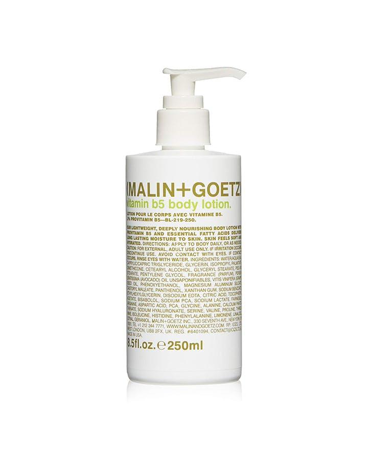 malin and goetz body lotion
