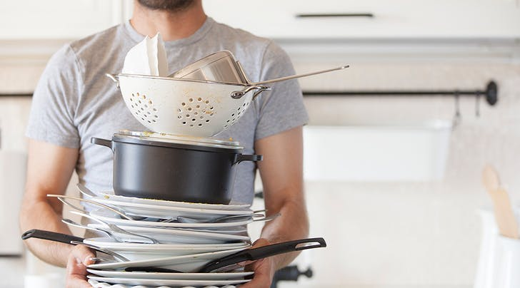 The One Cleaning Habit That Might Be Ruining Your Marriage