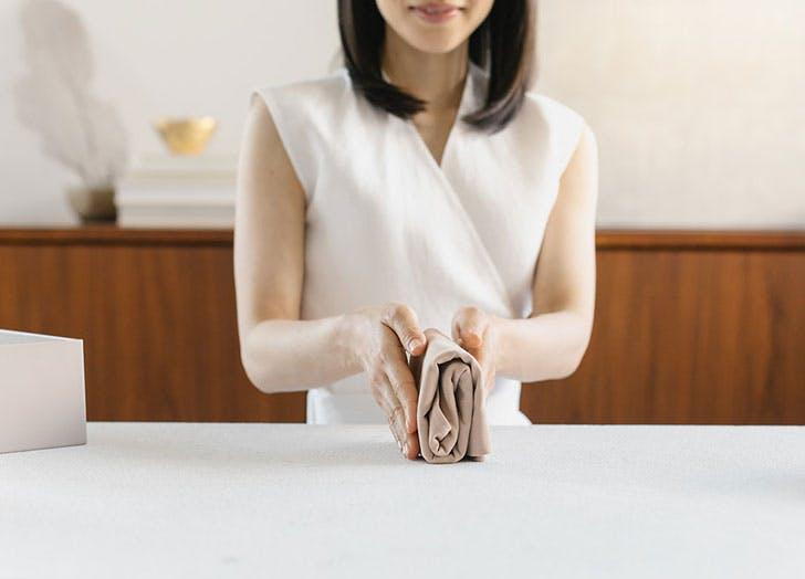 marie kondo folding 1