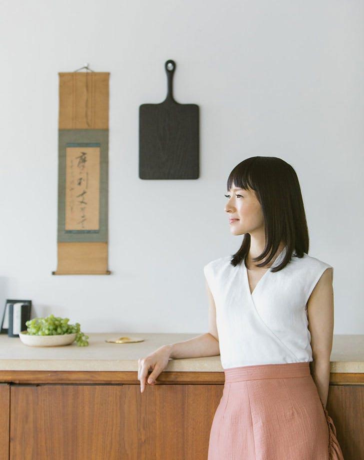 EXCLUSIVE: The 4 Simple Questions Marie Kondo Asks of Every Item in her Closet