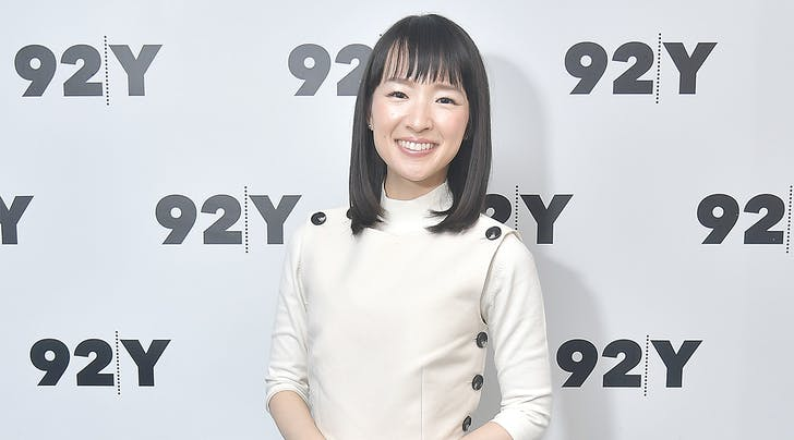 The One TV Show Marie Kondo Watched to Prep for Her Netflix Series