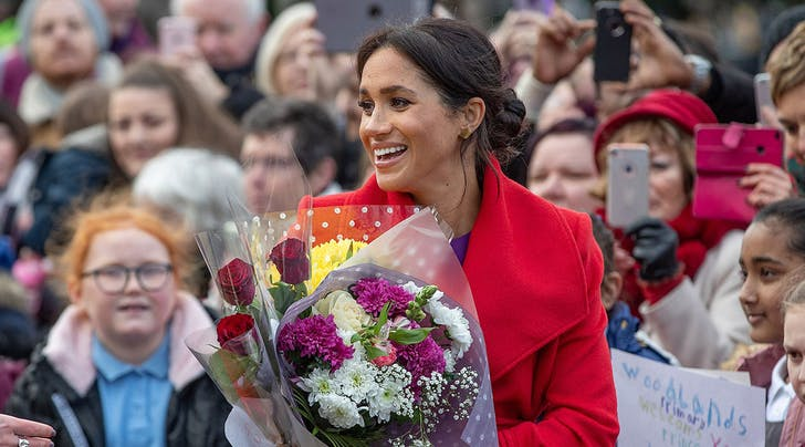 Meghan Markle Has Not 1, Not 2, but THREE Royal Engagements This Week