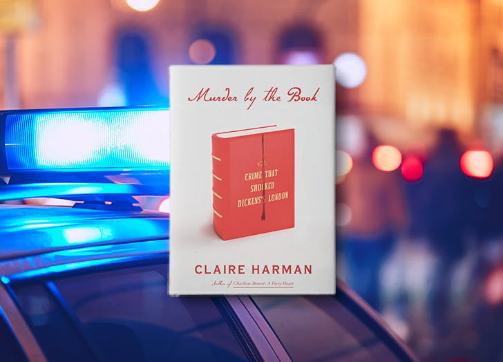 murder by the book claire harman