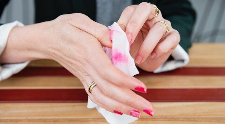 The Nontoxic Nail Polish Remover We Swear By