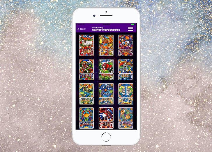 oscar crainer app screenshot
