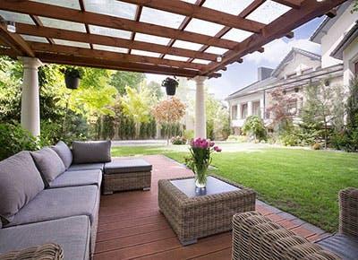 outdoor patio pergola 400