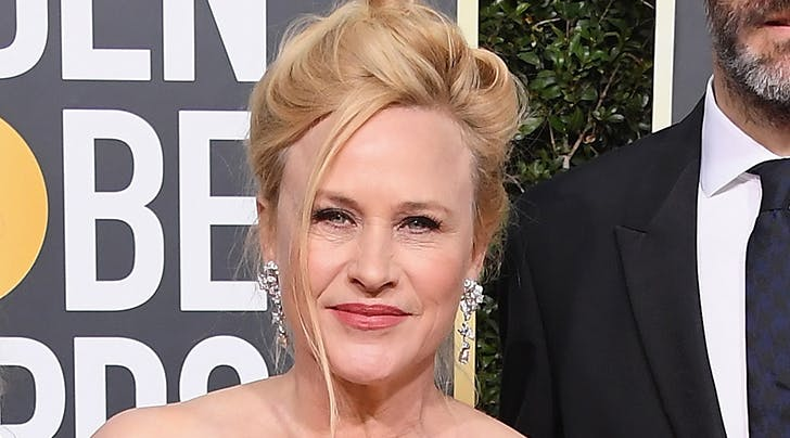 Patricia Arquette Collects Golden Globe for Best Actress in a Limited Series or TV Movie