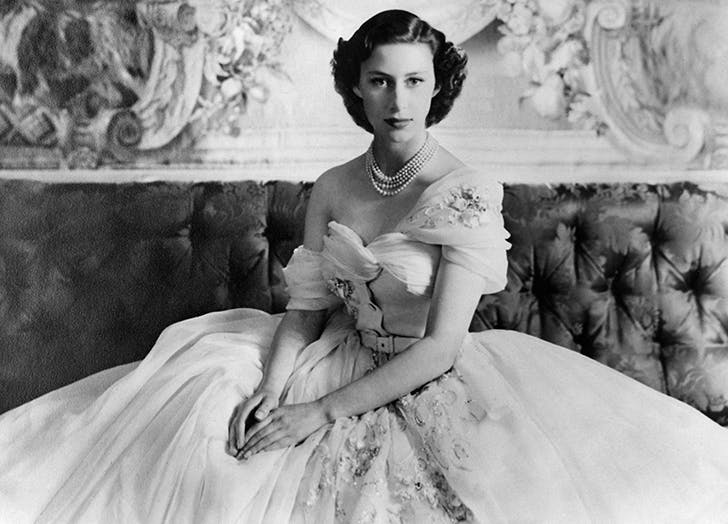 princess margaret on her 21 birthday in 1949