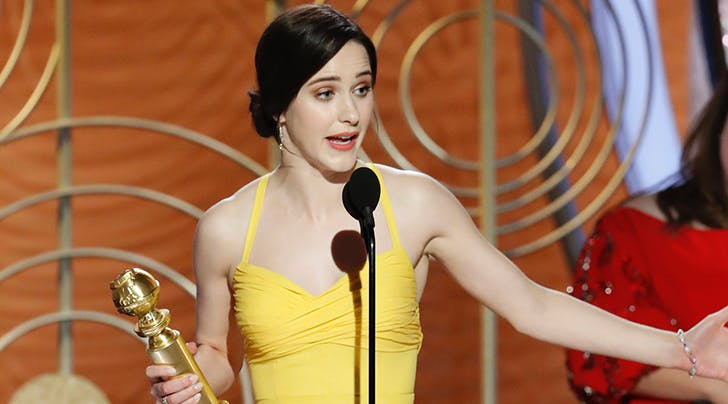 Rachel Brosnahan Celebrated Her Golden Globes Win with a Trip to In-N-Out