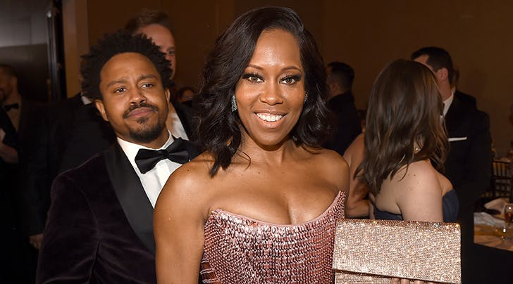 Regina King Crowned with Best Supporting Actress Award at 2019 Golden Globes