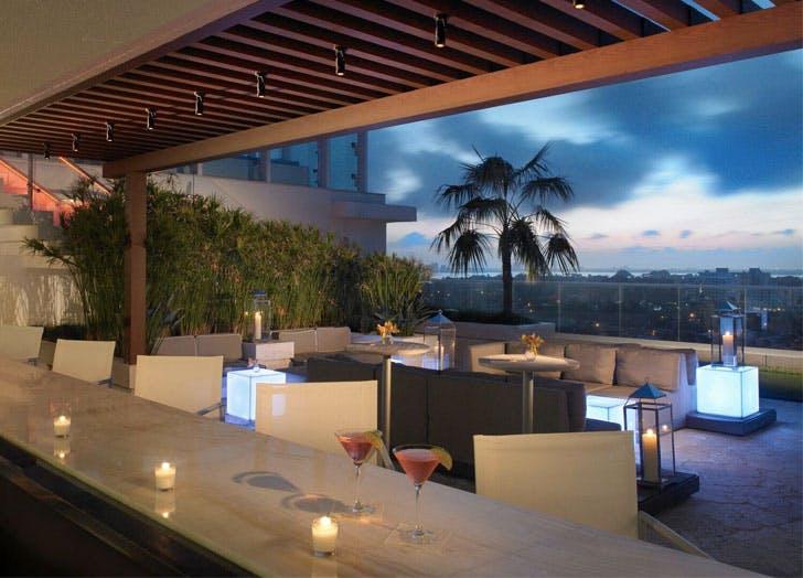 rooftop bar miami