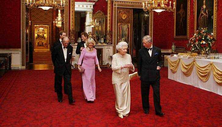 royal family hosting an event 2