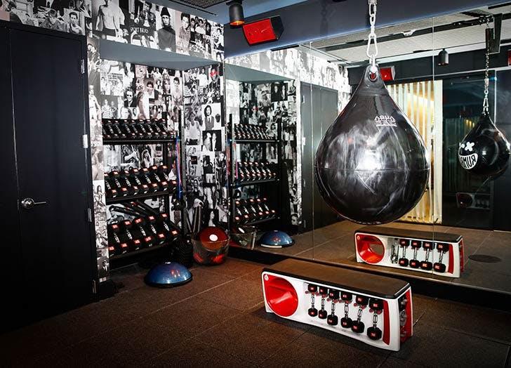 rumble boxing sf