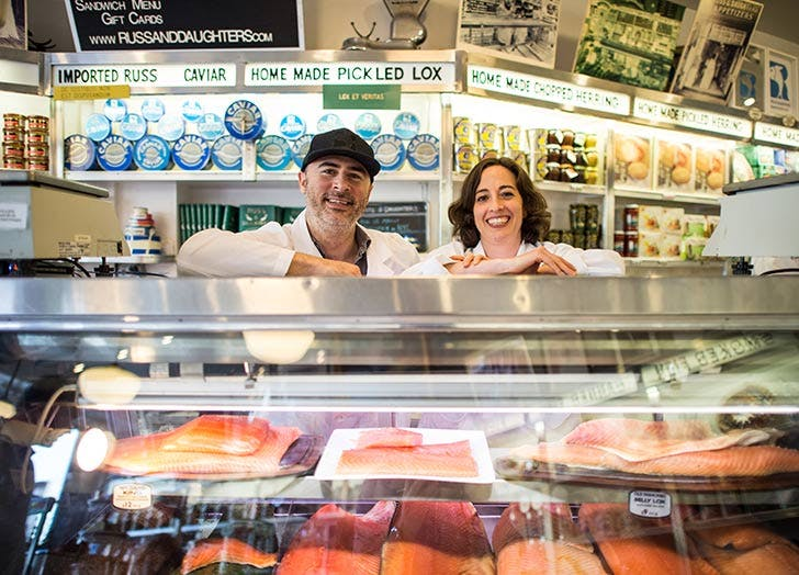 russ and daughters nyc owners