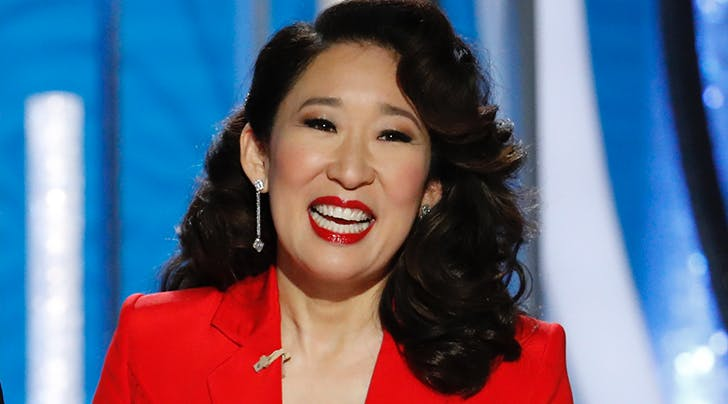 Sandra Oh Lands 2019 Golden Globe for Best TV Actress, Drama