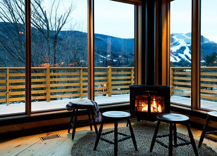 Cozy Winter Getaways Within 3 Hours of NYC - PureWow
