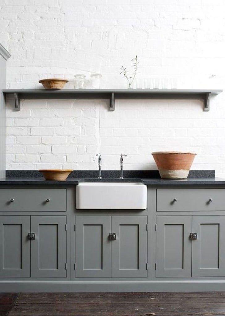 single shelf kitchen storage 2
