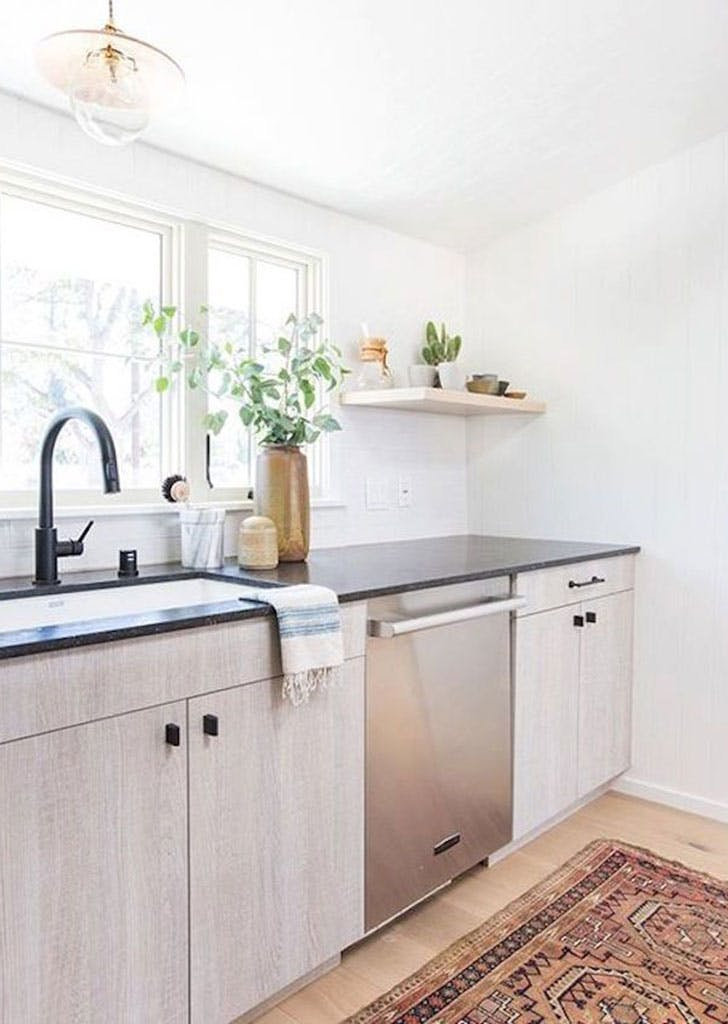 single shelf kitchen storage 3