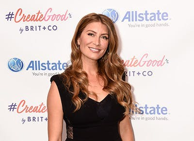 Genevieve Gorder's Top Decor Trick for Small Space Dwellers