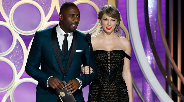 Surprise! Taylor Swift Just Took the Stage at the Golden Globes And We Totally Werent Expecting It