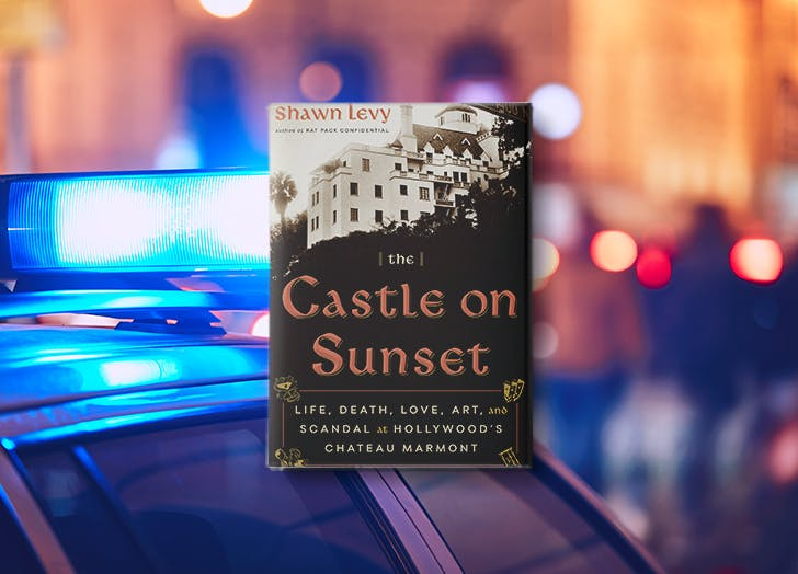 the castle on sunset hill shawn levy