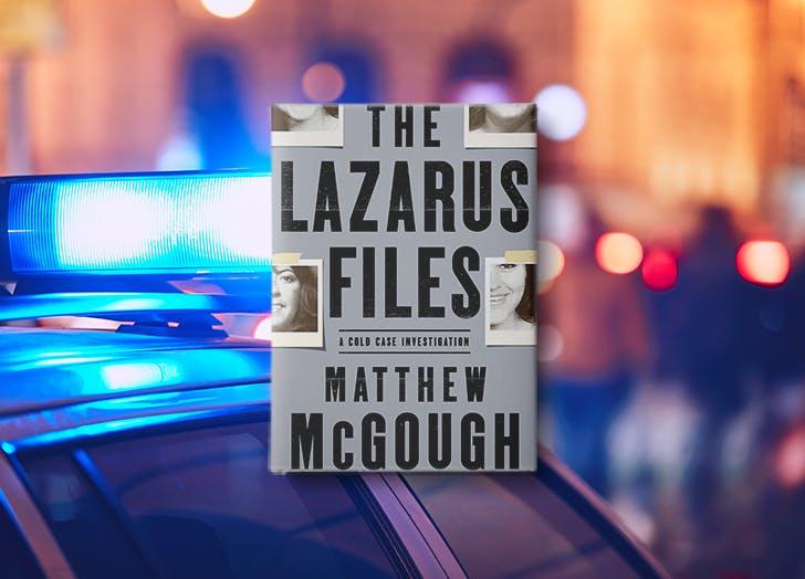 the lazarus files matthew mcgough