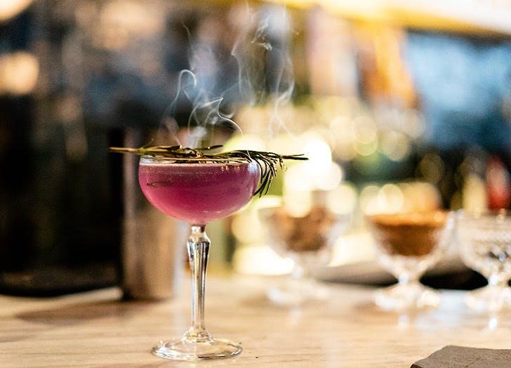 the scape goat miami cocktail
